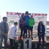 El Club Rio Jerte obtiene 6 medallas en el Campeonato de Extremadura de Invierno en Proserpina, Mérida (5)