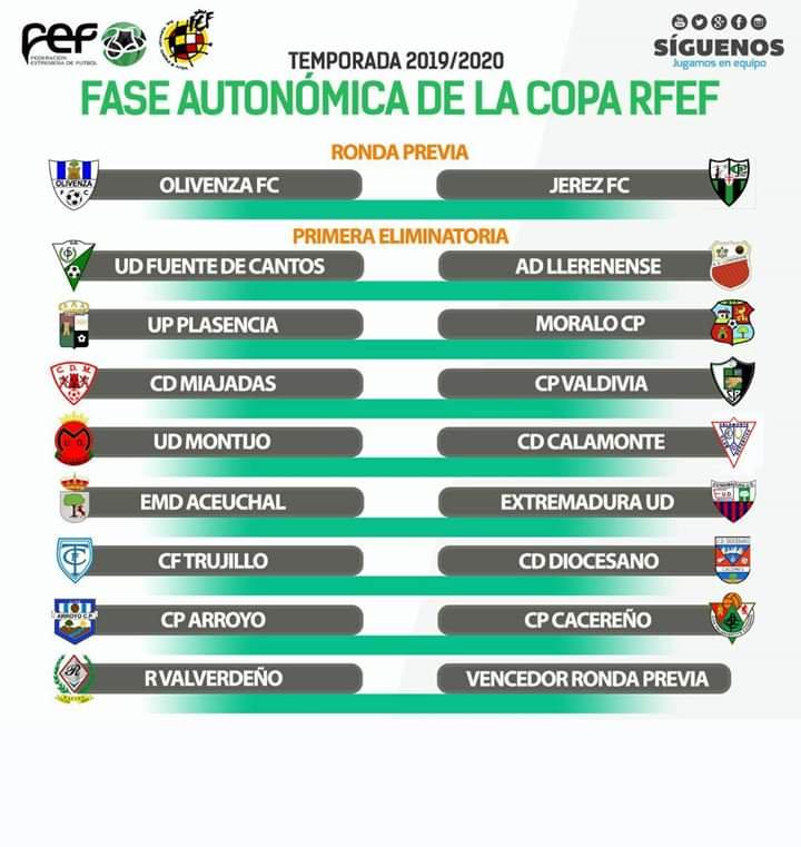 UP Plasencia - Moralo CP (Copa Federación)