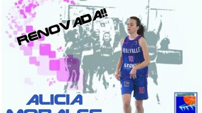 Alicia Morales jugará su decimoquinta temporada en Miralvalle