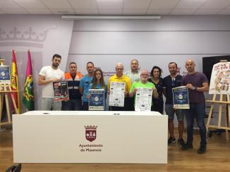 Plasencia albergará el triatlón extremeño más atractivo a los foráneos