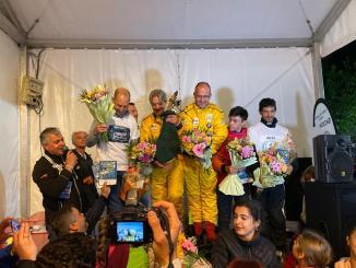 El regional de copilotos y el subcampeonato de pilotos el gran botín del ERT en Culebrín-Pallares