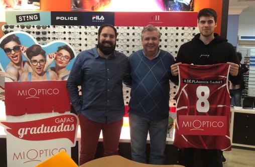 RÉMY FELLEMANN nueva incorporación del AD Plasencia Basket