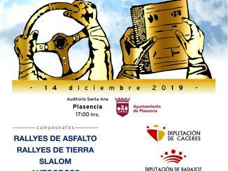 Plasencia acogerá la Gala de Campeones FEXA 2019