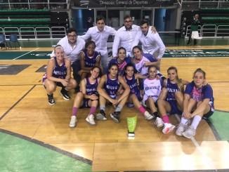 El Miralvalle consigue plaza en Liga Femenina 2