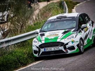 Segunda posición para Miguel Grande en el Rally Crono CasaBermeja