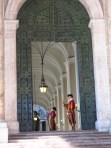 Guardas del Vaticano