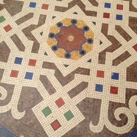 Galleria Vittorio Emanuele II - Los mosaicos del piso