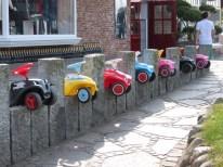Kampen - paqueadero de Bobby Cars, carritos para niños