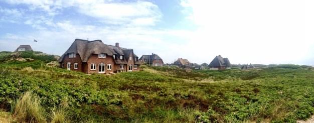 Las casas de Rantum