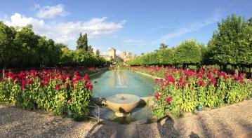 Los jardines del Alcazár