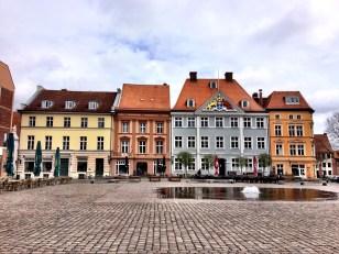 Plaza Principal Stralsund