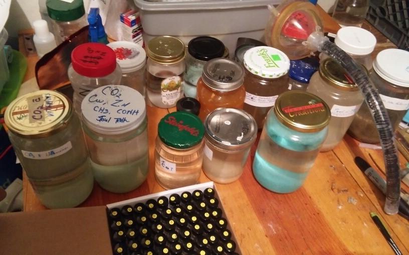 Jars of GANS