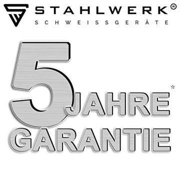 STAHLWERK CUT 40 ST IGBT Plasmaschneider mit 40 Ampere, bis 10 mm Schneidleistung, für Lackierte Bleche & Flugrost geeignet, 7 Jahre Herstellergarantie - 2