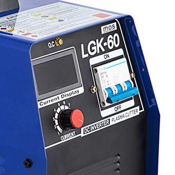 Mophorn 60AMP Plasmaschneider-Schweißgerät 380V Plasmaschneider-Schweißgerät (60AMP) - 7