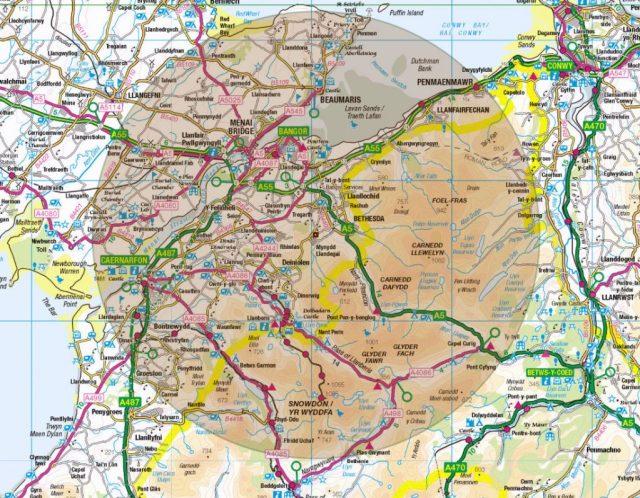 MTS 10-mile delivery radius