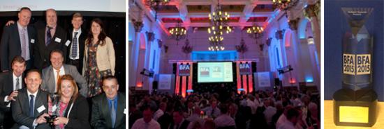 BFA Awards 2015