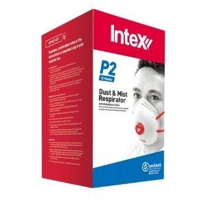 Intex dust & Mist resp mask