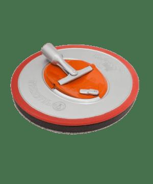 radius 360 round pole sander