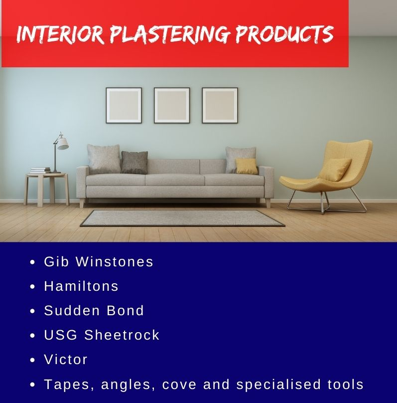 Interior Plastering Supplies