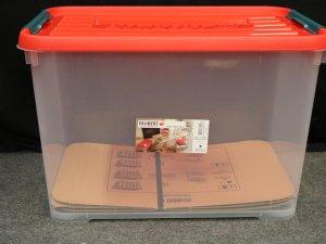 Allibert Handy 65 liter stapelbare opbergbox