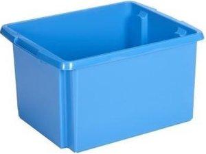 Sunware Nesta Opbergbox - 32L - Kunststof - Blauw