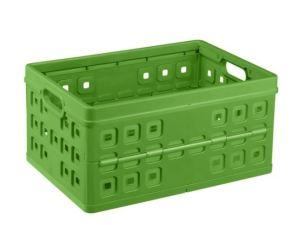 Sunware vouwkrat 46 ltr groen