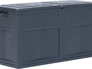 Opbergbox Tuin (Incl LW Fleece deken) / Opbergkist / opbergbank / opberg box / voorraad box / voorraad kist / opbergmanden / opberger