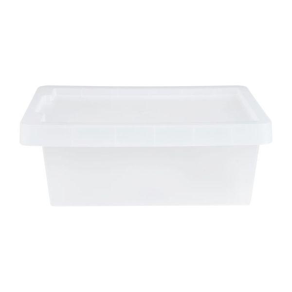 Opbergbox tag - Transparant - 8 L