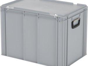 Opslagbak - Stapelbak - Opbergbox - 600x400x439mm