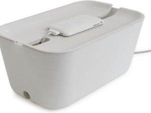 Bosign kabel opbergbox medium | wit