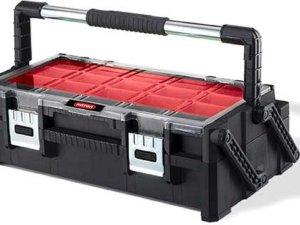 Kis All-in - Opbergbox - L - Wit - 54.5x38.5x54.3cm - (Set van 4) En Yourkitchen E-kookboek - Heerlijke Smulrecepten