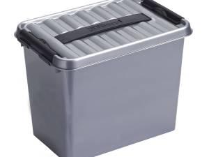 Sunware Q-line Opbergboxen/opbergdozen 9 Liter 30