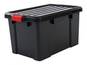 Iris powerbox met deksel - 50 liter