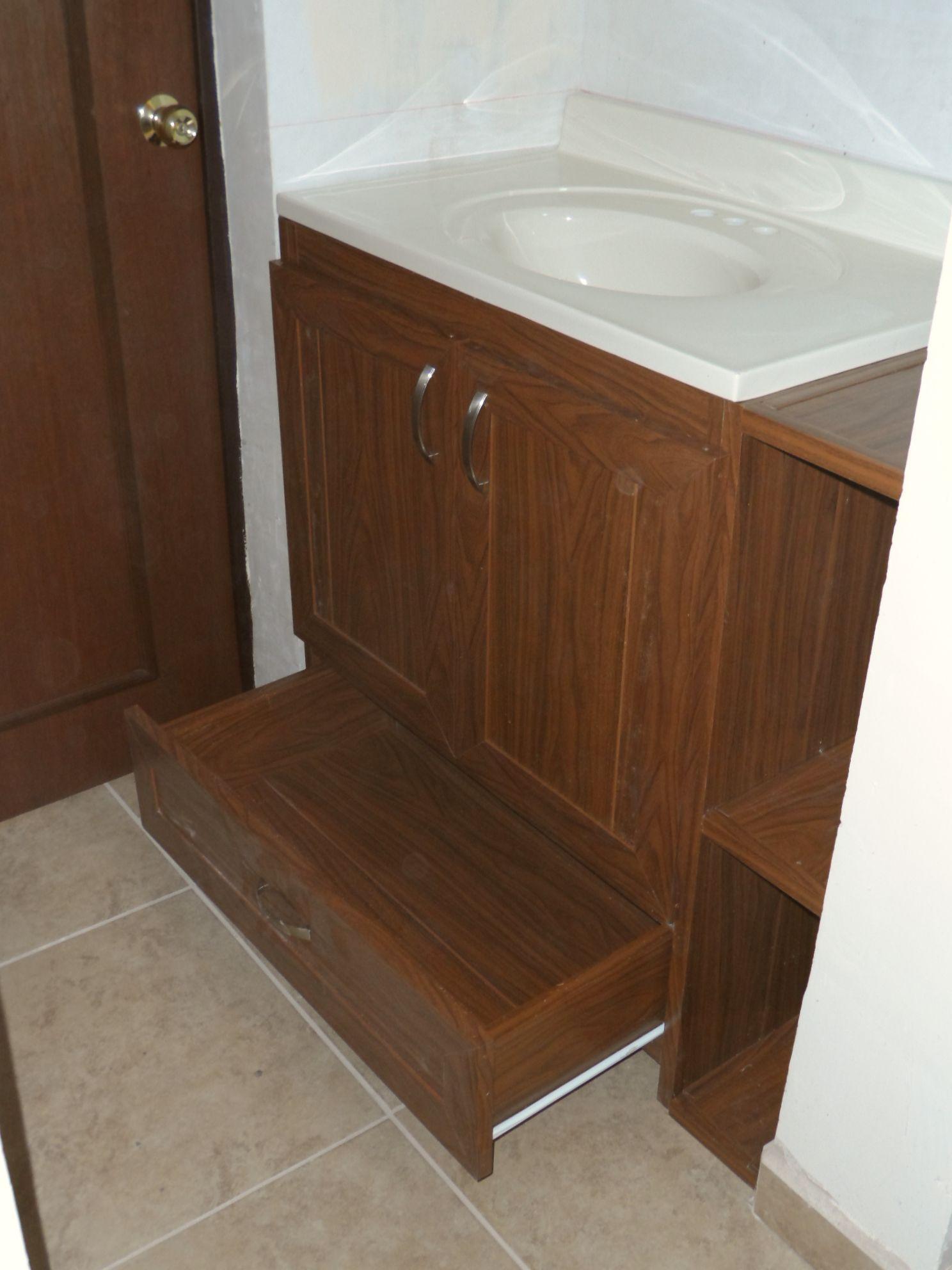 Plastic Bathroom Cabinets