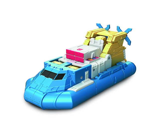 Seaspray vehicle mode