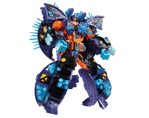 Mission to Cybertron Converting Planet - bot
