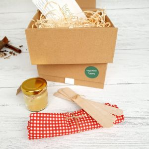 Vegan Wax Wrap Kit - Red or Green