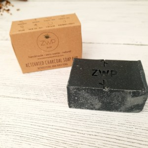 Activated Charcoal Soap Bar - Vegan2