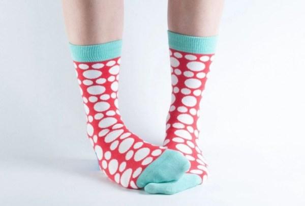 Bamboo Socks - Red Dot UK 3-7