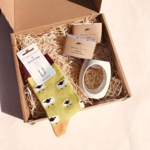 COSY gift set plastic free vegan shop