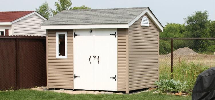 shed ventilation