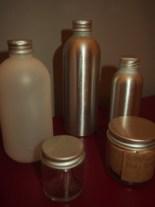 bottles jars