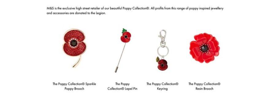 Remembrance Poppy – plasticisrubbish
