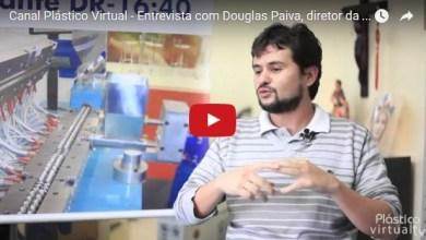 Foto de Canal Plástico Virtual – Entrevista com Douglas Paiva, diretor da empresa AX Plásticos