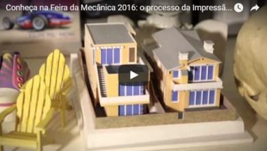 Foto de Conheça na Feira da Mecânica: o processo da Impressão 3D no Brasil