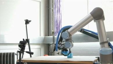 Foto de Robôs mostram como otimizar produções na Fispal