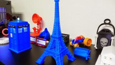 Foto de Empresas investem em produção de materiais para impressão 3D em larga escala