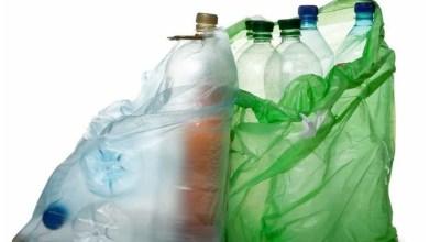 Foto de Supermercado ecológico que troca plásticos por alimentos