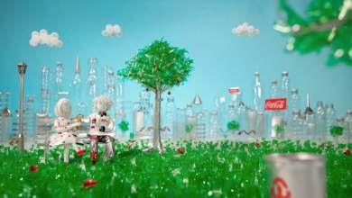 Foto de Coca-cola lança campanha de sustentabilidade para promover a reciclagem de plástico