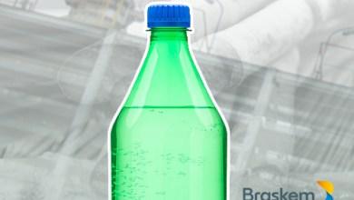 Foto de Braskem testa inovação em substância usada no plástico PET